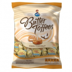 Bala Butter Toffees Coco 160gr (400)