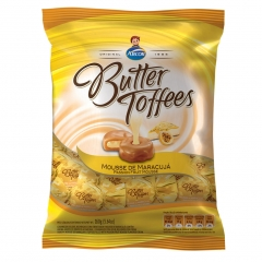 Bala Butter Toffees Mousse Maracuja 160gr (1135)