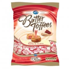 Bala Butter Toffees Romeu e Julieta 750gr (2358)