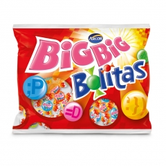 Chicle Big Big Bolitas (215)