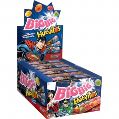 Chicle Big Big Huevitos Ben 10 (2480)