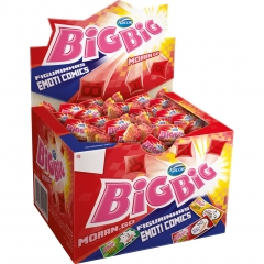 Chicle Big Big Morango (1556)
