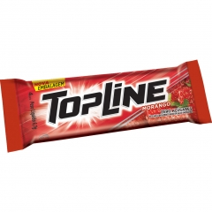 Chicle TopLine Morango (409)