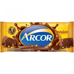 Chocolate Arcor Amendoim 140gr (2191)