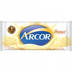 Chocolate Arcor Branco 140gr (2199)