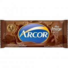 Chocolate Arcor Meio Amargo 140gr (2146)