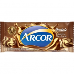 Chocolate Arcor Mesclado 140gr (2147)
