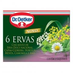 CHA DR OETKER 6 ERVAS C15 (2113)