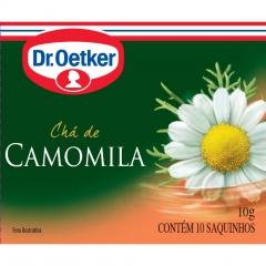 CHA DR OETKER CAMOMILA C10 (594)
