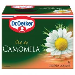 CHA DR OETKER CAMOMILA C15 (538)