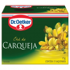 CHA DR OETKER CARQUEJA C15 (369)