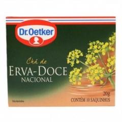 CHA DR OETKER ERVA DOCE C10 (593)