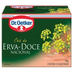 CHA DR OETKER ERVA DOCE C15 (469)