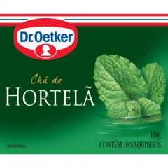 CHA DR OETKER HORTELA C10 (561)