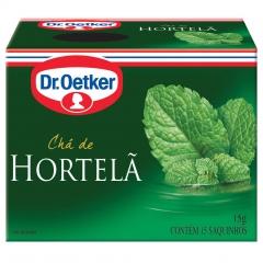 CHA DR OETKER HORTELA C15 (258)