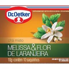 CHA DR OETKER MELISSA C FLOR LARAN C10 (2326)
