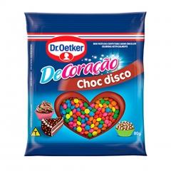 DECORAÇÃO DR OETKER CHOC DISCO 80gr (2434)