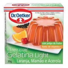 GELATINA DR OETKER LIGHT LARMAMACE 30gr (473)