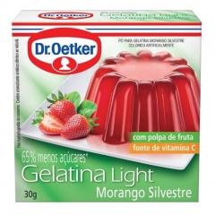 GELATINA DR OETKER LIGHT MORSILVES 30gr (185)