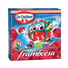 GELATINA DR OETKER REGULAR FRAMBOESA 30gr (331)