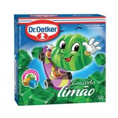 GELATINA DR OETKER REGULAR LIMAO 30gr (566)