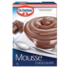 MOUSSE DR OETKER CHOCOLATE 70gr (172)