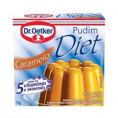PUDIM DR OETKER DIET CARAMELO 25Gr (905)
