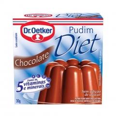 PUDIM DR OETKER DIET CHOCOLATE 30Gr (646)