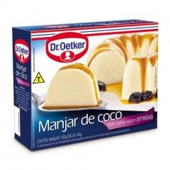 PUDIM DR OETKER MANJAR DE COCO 200Gr (543)