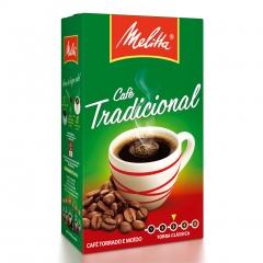 Café Melitta Tradicional 500gr (1859 e 1860)