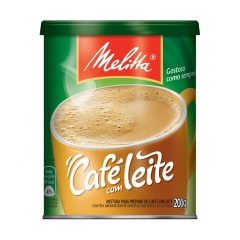 Café com Leite Melitta 200gr (1876)