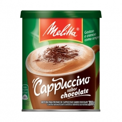 Cappuccino Melitta Chocolate 200gr (1875)