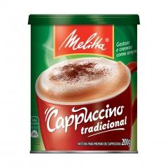Cappuccino Melitta Tradicional 200gr (1920)
