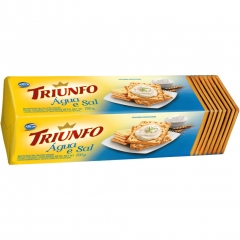 Bisc Triunfo Agua e Sal 200g (211)