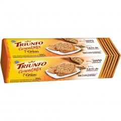 Bisc Triunfo Cereal Mix 7 Grãos 200gr (1475)