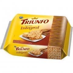 Bisc Triunfo Cracker Integral 400gr (100)