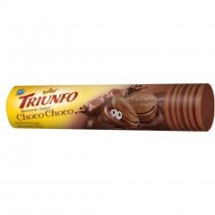 Bisc Triunfo Recheado Choco Choco 120gr (1853)