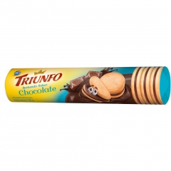Bisc Triunfo Recheado Chocolate 120gr (1809)