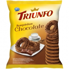 Bisc Triunfo Rosquinha Chocolate 400gr (453)