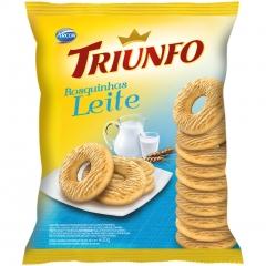 Bisc Triunfo Rosquinha Leite 400gr (256)
