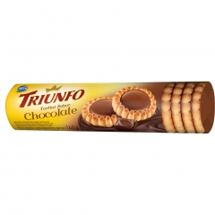 Bisc Triunfo Tortini Chocolate 140gr (1891)