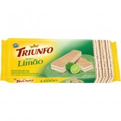 Wafer Triunfo Limão 130gr (2461)
